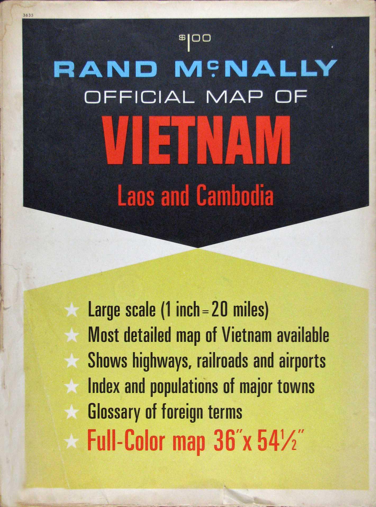 Rand McNally Map Cover